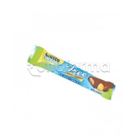 Giuliani Giusto Barretta Al Cioccolato Snack Free Senza Zucchero 20g