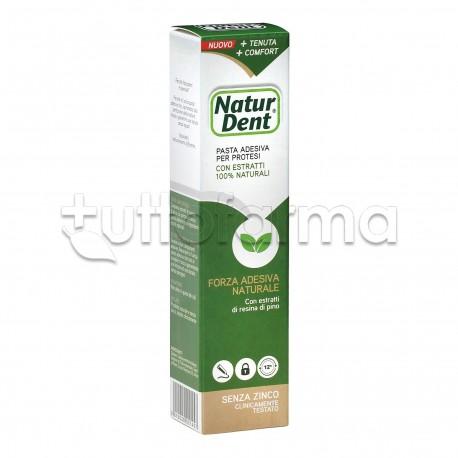 Naturdent Pasta Adesiva per Protesi Dentali 40gr