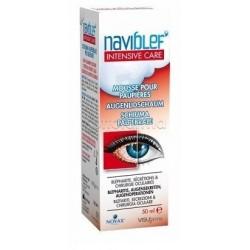 Naviblef Intensive Care Schiuma Palpebrale per la Cura delle Palpebre 50ml