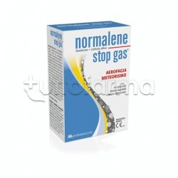 Normalene Stop Gas per Meteorismo 40 Compresse