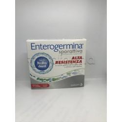 Enterogermina Sporattiva Alta Resistenza Fermenti Lattici 12 Bustine