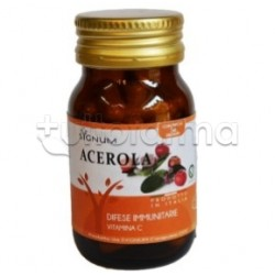 Sygnum Acerola Pura con Vitamina C per le Difese Immunitarie 50 Capsule