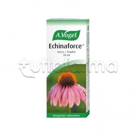 A.Vogel Echinaforce Integratore per Difese Immunitarie Gocce Orali 50ml