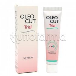 Oleocut Trial Gel Viso per l'Acne 30ml