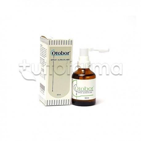 Otobor Spray Auricolare per i Tappi di Cerume 50ml