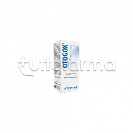 Otogox Gocce Auricolari per Igiene delle Orecchie 15ml