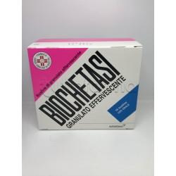 Biochetasi Granulato Effervescente 18 Bustine per Nausea e Problemi Digestivi