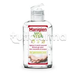 Sanavita Manigien Gel Igienizzante per le Mani 80ml