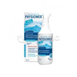 Physiomer Getto Normale Spray Nasale per Igiene Quotidiana di Adulti e Bambini 135ml