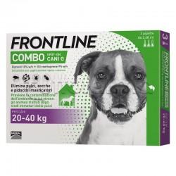 Frontline Combo Antiparassitario Per Cani 20-40Kg