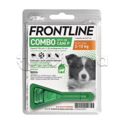 Frontline Combo Antiparassitario Per Cani Cuccioli 2-10Kg