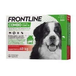 Frontline Combo Antiparassitario Per Cani con Peso Superiore ai 40Kg