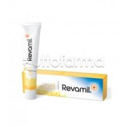 Revamil Gel per Lesioni e Ferite Cutanee 18gr