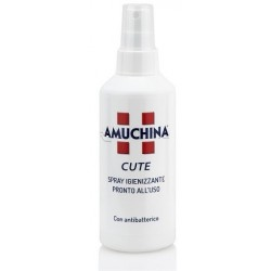 Amuchina Cute Spray Igienizzante per Mani e Pelle 200ml
