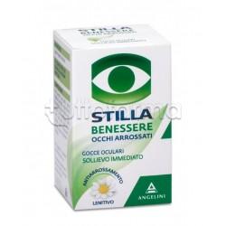 Stilla Benessere Gocce Oculari per Occhi Arrossati 10ml