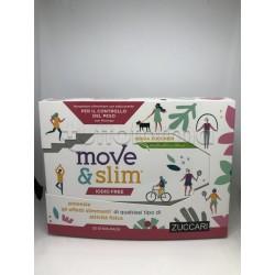 Zuccari Move & Slim Iodio Free per Controllo Peso 25 Stick Liquidi