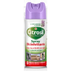 Citrosil Home Protection Spray Disinfettante per la Casa agli Agrumi 300ml