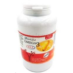 Sygnum Omega3 Cell Integratore per Pelle, Unghie e Capelli 120 Perle