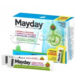 Zuccari Mayday per Bruciore e Acidità di Stomaco 24 Bustine
