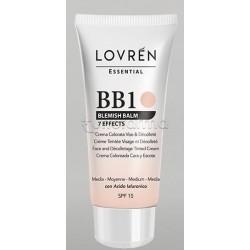 Lovren BB Cream B1 Blemish Balm Tonalità Media 25ml