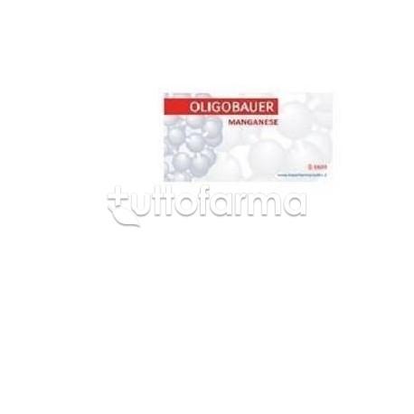 Oligobauer Oligoelementi Manganese 20 Fiale