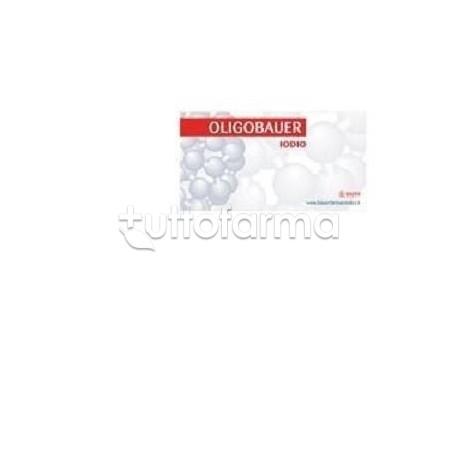 Oligobauer Oligoelementi Iodio 20 Fiale