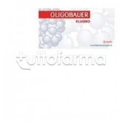 Oligobauer Oligoelementi Fluoro 20 Fiale