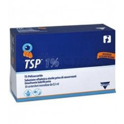 TSP 1% Collirio per Occhi Irritati 30 flaconi da 0,5ml