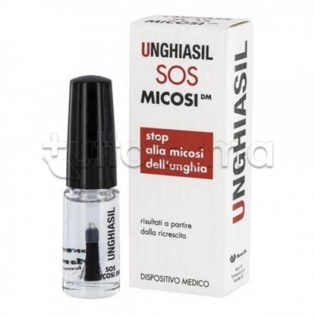 Unghiasil SOS Micosi per Micosi delle Unghie 5ml