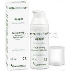Vitamono EF Lipogel per Pelle Infiammata 50ml