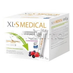 XLS Medical Lipos Direct per il Controllo del Peso 90 Bustine