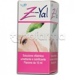 Z-Yal Collirio Idratante per Occhi Secchi 10ml