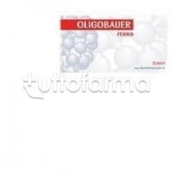 Oligobauer Oligoelementi Ferro 20 Fiale