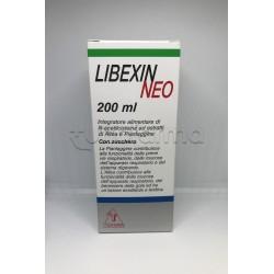 Libexin Neo Integratore per Benessere Gola e Vie Respiratorie 200ml