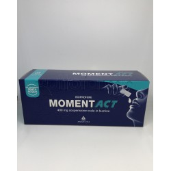 Momentact Sospensione Orale Bustine Liquide 400mg 8 Bustine