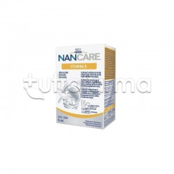 Nestlè NanCare Vitamina D Gocce per Bambini e Neonati 5ml