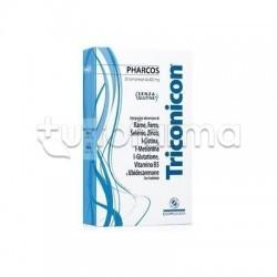 Pharcos Triconicon Integratore per Caduta e Salute Capelli 30 Compresse
