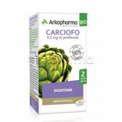 Arkocapsule Carciofo Bio Integratore Digestivo e Depurativo 40 Capsule