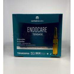 Endocare Tensage Ampolle Azione Tensoria 10x2 ml