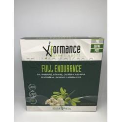Erba Vita XFormance Full Endurance Integratore con Vitamine e Sali Minerali 10 Bustine
