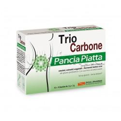 TrioCarbone Pancia Piatta contro Gonfiore 10+10 Bustine