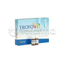 Trofovit Integratore Energizzante 14 Flaconcini 10ml