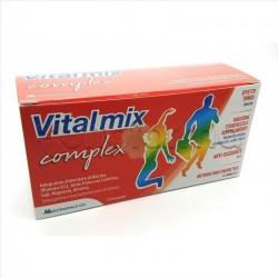 Vitalmix Complex Energetico per Adulti 12 Flaconcini 10ml