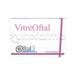 Vitreoftal Integratore per la Vista 30 Compresse