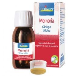 Boiron Ginkgo Biloba per Memoria Estratto Idroalcolico 60ml