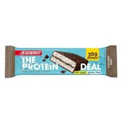 Enervit The Protein Deal Barretta Proteica per Sportivi Gusto Cocco 55gr