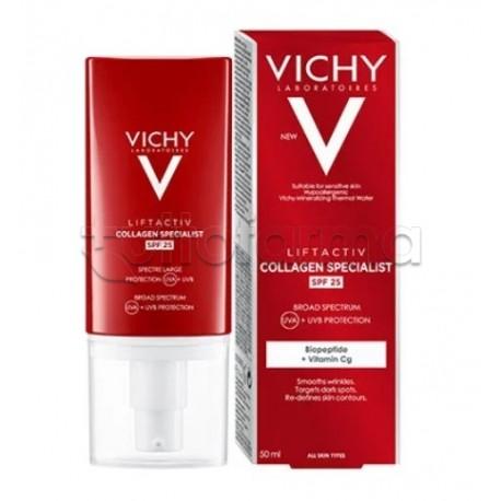Vichy Liftactiv Collagen Specialist Antimacchie SPF25 50ml