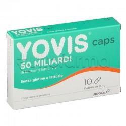 Yovis Caps Fermenti Lattici 50 Miliardi 10 Capsule
