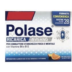 Polase Ricarica Inverno Integratore per Difese Immunitarie 28 Bustine