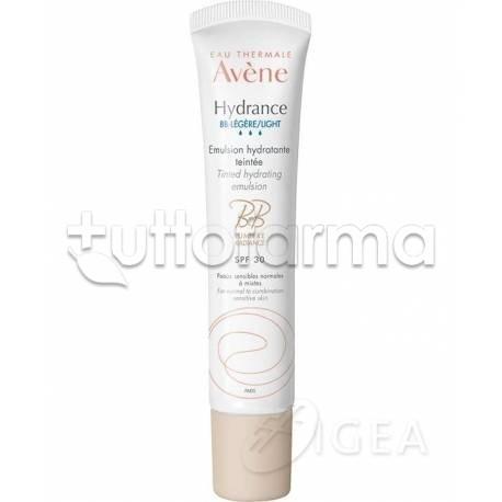 Avene Hydrance BB Emulsione Idratante Leggera Colorata SPF30 40ml